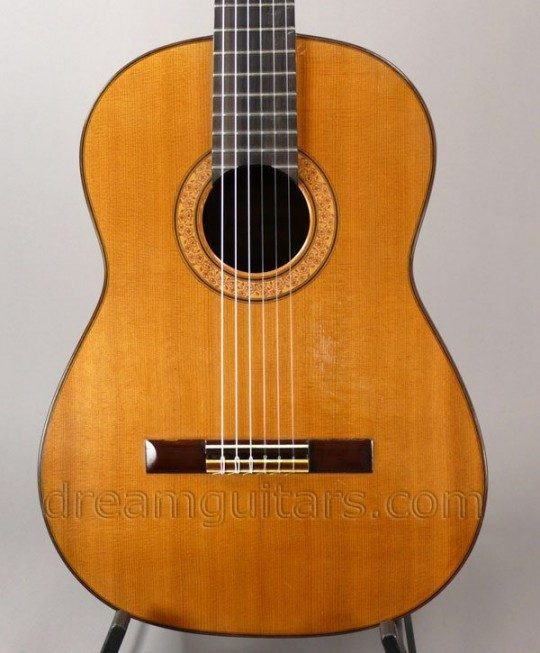 Spruce Top With Patina