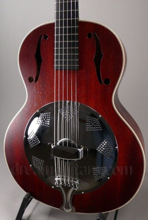 Mahogany Top Single Cone