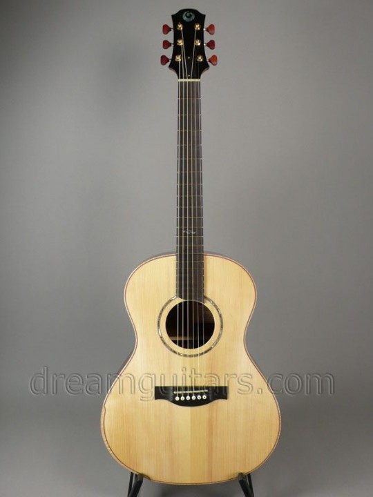 Oriskany Guitars Model A Acoustic Guitar