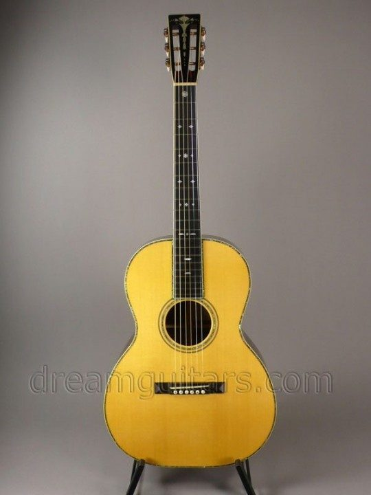 McAlister Guitars 000-45 Acoustic Guitar