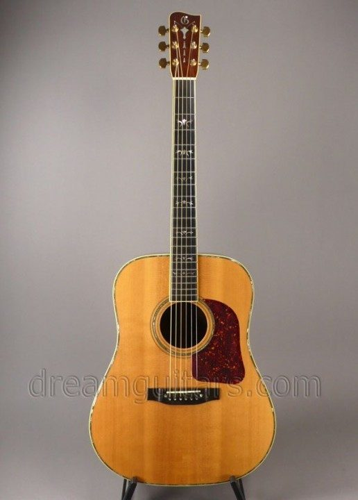 Gallagher Guitars 72 Special Dreadnought Acoustic Guitar