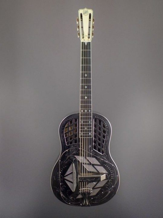 Style III Resonator Guitar