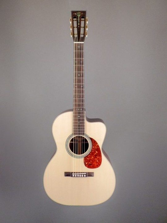 Preston Thompson Guitars 000-12BA Acoustic Guitar