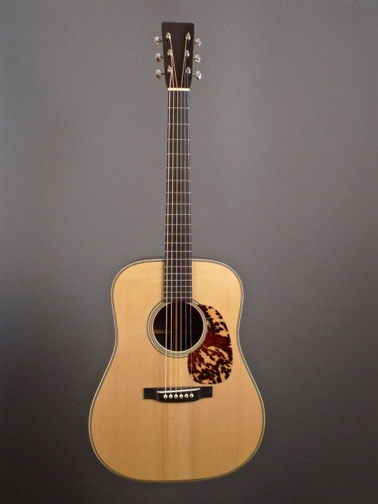 Musselwhite D Acoustic Guitar