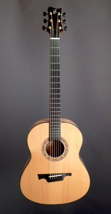 Greenfield Baritone Acoustic Guitar
