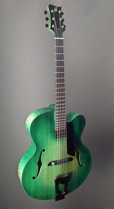 Greenfield Montreux Archtop Guitar