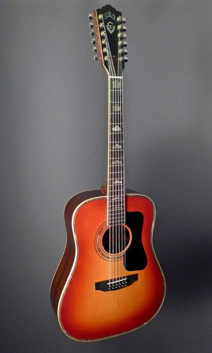 Guild D-80-12 Acoustic Guitar
