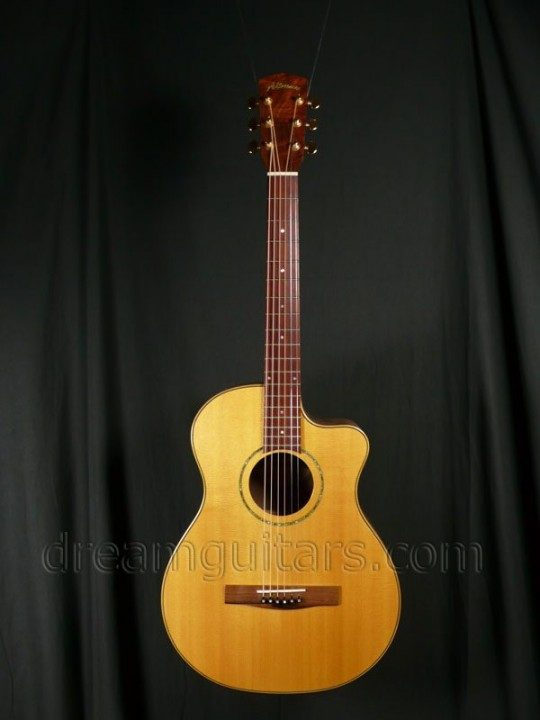 Altman Handmade Instruments A 60 PC Acoustic Guitar