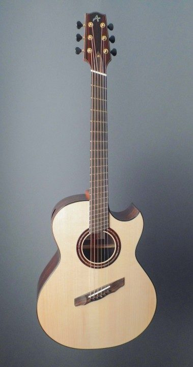 Applegate SJ Fan Fret Acoustic Guitar
