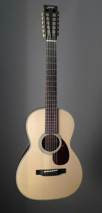 Collings 02-G 12 String Acoustic Guitar