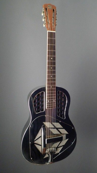 National Reso-Phonic Style 1 Tri-Cone Acoustic Guitar