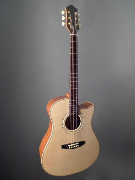 Keystone Stringed Instruments Mod-D Acoustic Guitar