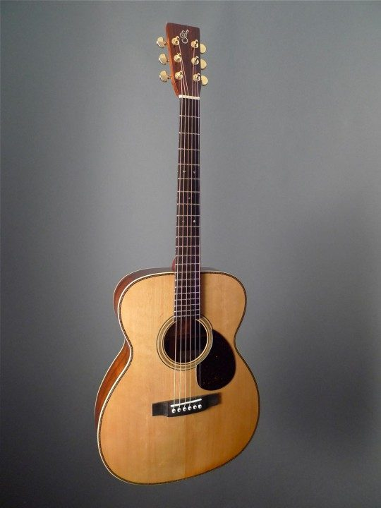 Franklin OM #3 Acoustic Guitar