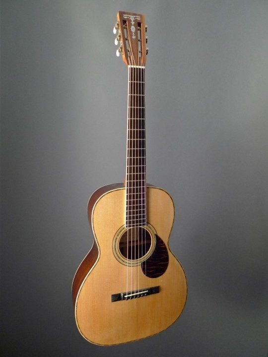Brown 00-27 Reproduction Acoustic Guitar