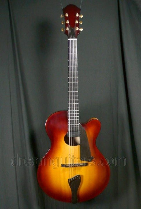 Benedetto/Mohychi/Giuliano 16 Inch Archtop Archtop Guitar