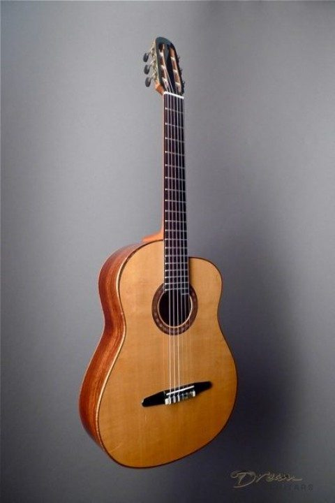 McGill, Paul Low Shoulder Concert Classical Guitar