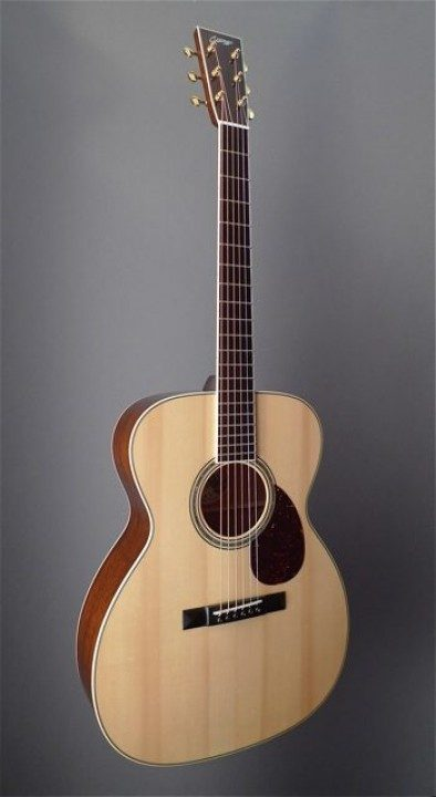 Collings OM3 MH G SS Acoustic Guitar
