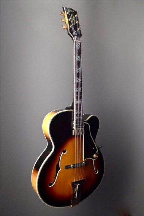 Gibson Johnny Smith Archtop Guitar