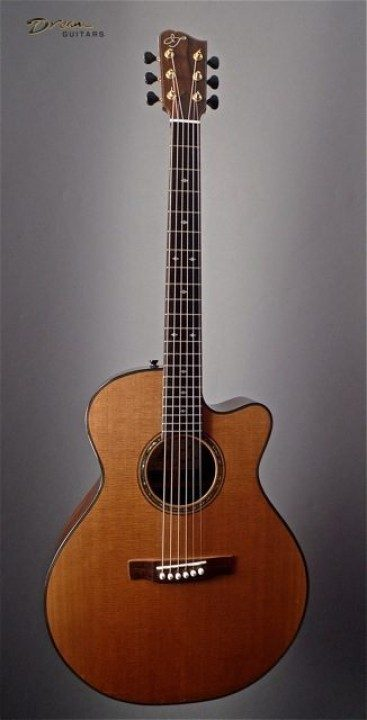 Threet E Acoustic Guitar