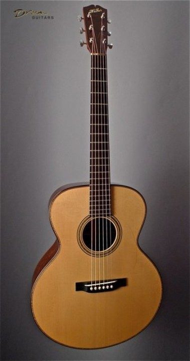 Walker Guitars SJ Acoustic Guitar