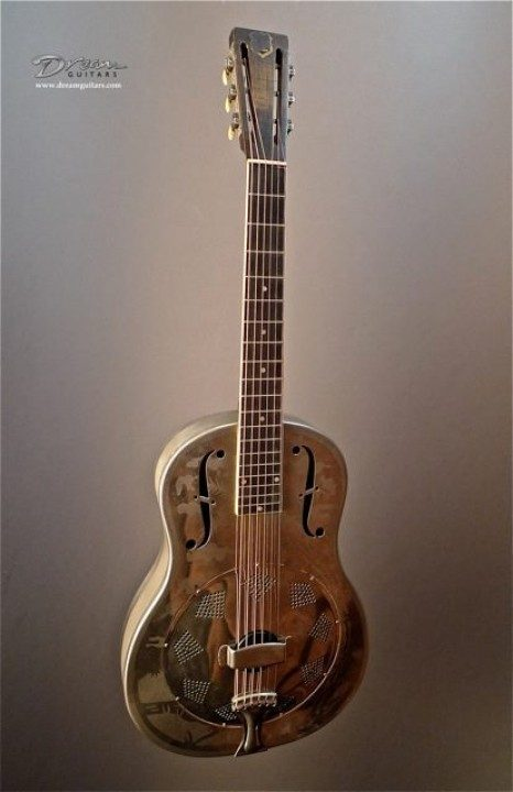 National Reso-Phonic Style O Acoustic Guitar