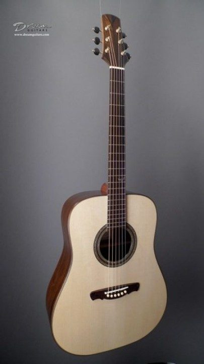 McConnell Dreadnought Acoustic Guitar