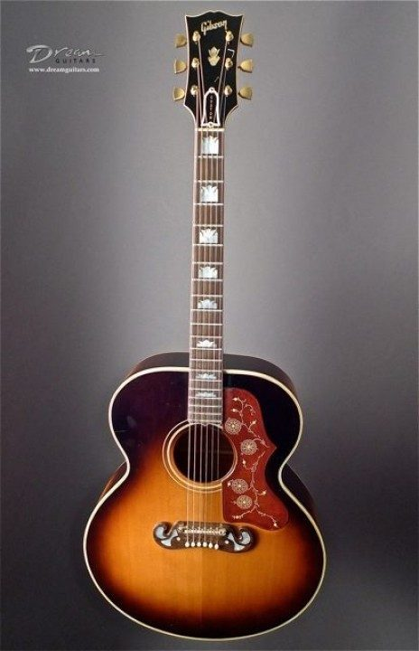 Gibson J-200 Acoustic Guitar