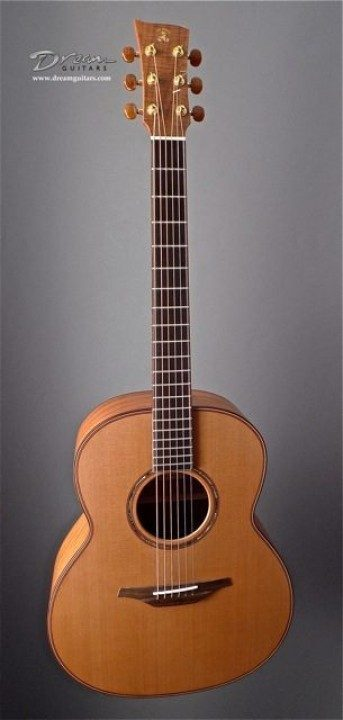 McIlroy A-65 Acoustic Guitar