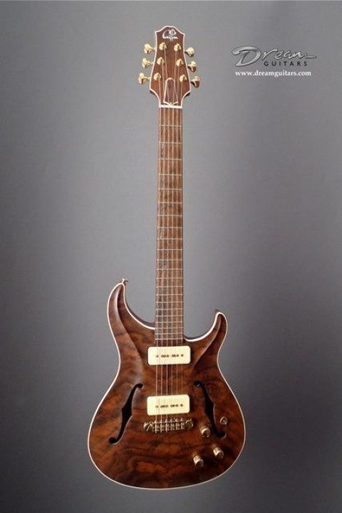 Giffin Standard Hollowbody Electric Guitar