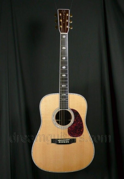 Martin Guitars D-41 Acoustic Guitar