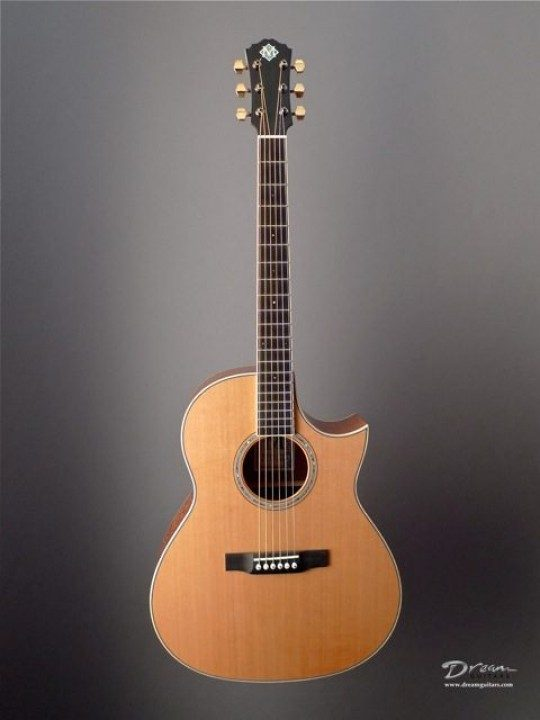 Morgan Concert Acoustic Guitar