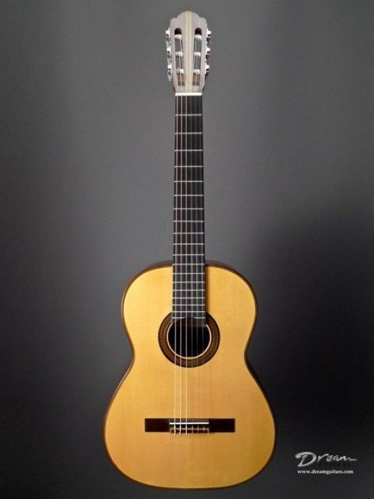 Brown Hauser Classical Guitar