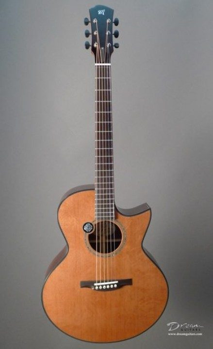 Mayes Grand Concert Acoustic Guitar