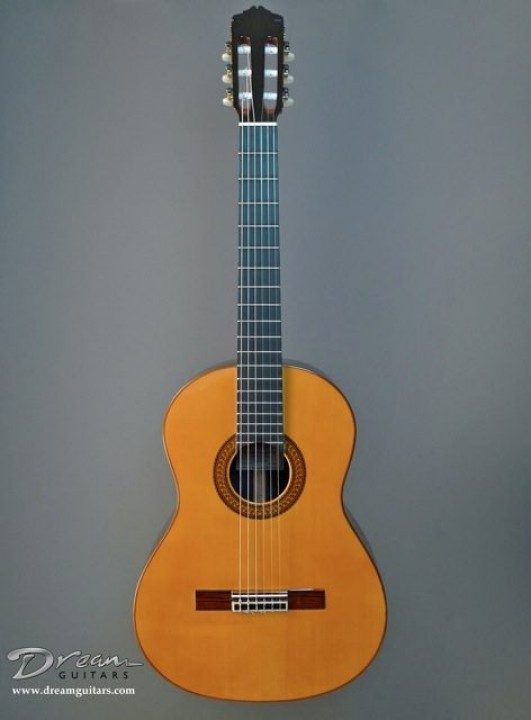 Conde Hermanos Flamenco Negra Classical Guitar