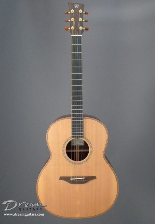 McIlroy Guitars A30 Acoustic Guitar