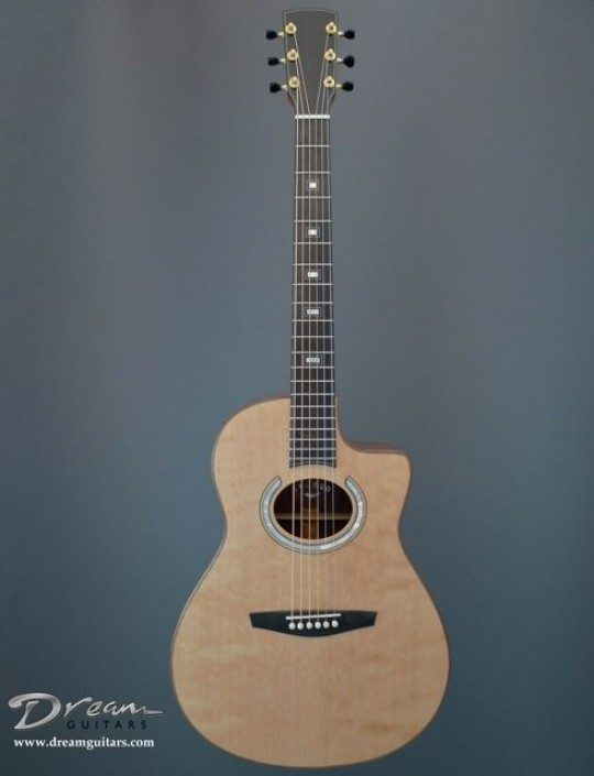 German Guitars Agave Acoustic Guitar