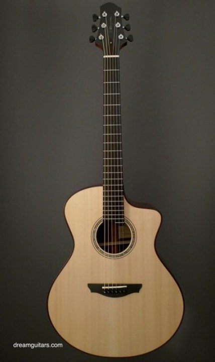 Simpson Guitars GA-C Acoustic Guitar