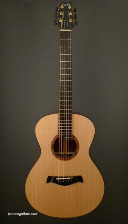 Woolson Soundcraft LG Deluxe Acoustic Guitar