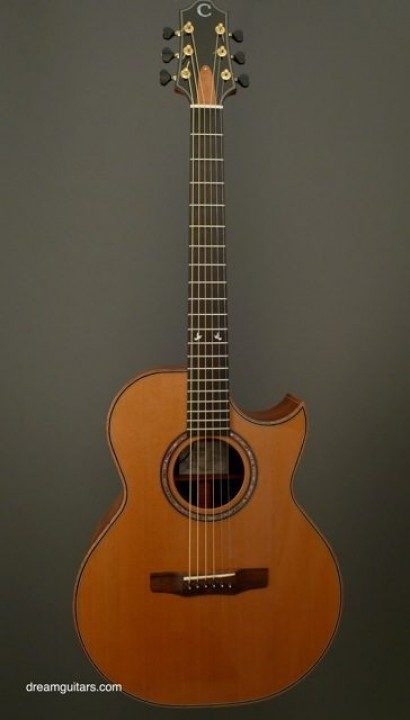 Charis Acoustics SJ Acoustic Guitar