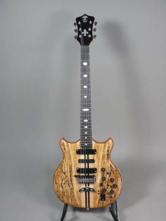 Alembic Series I Custom Electric Guitar