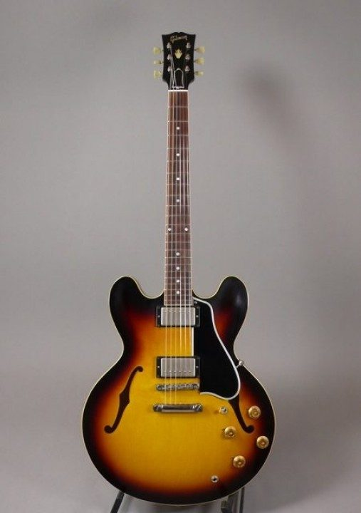 Gibson Guitars custom 1959 es-335 dot_vos reissue Electric Guitar