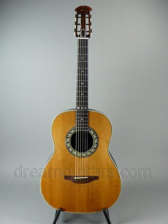 Ovation Guitars Josh White Acoustic Guitar