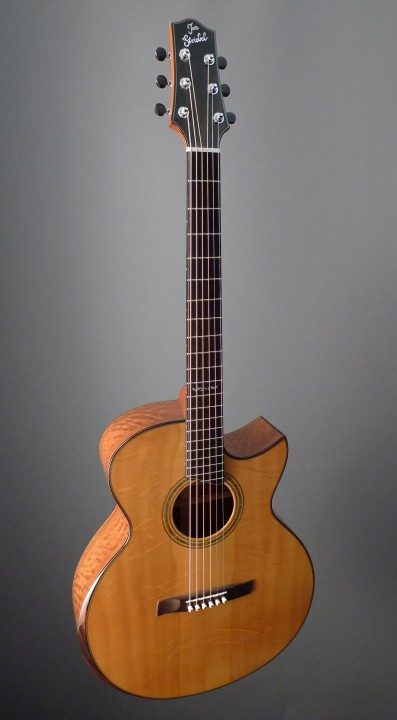 Striebel Guitars RS Bevel Acoustic Guitar