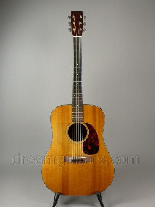 Martin Guitars D-18 Acoustic Guitar