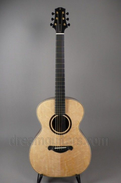 Bamburg Guitars OMB Acoustic Guitar