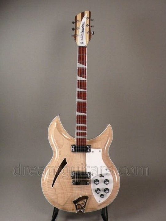 Rickenbacker Guitars 381V69 Electric Guitar