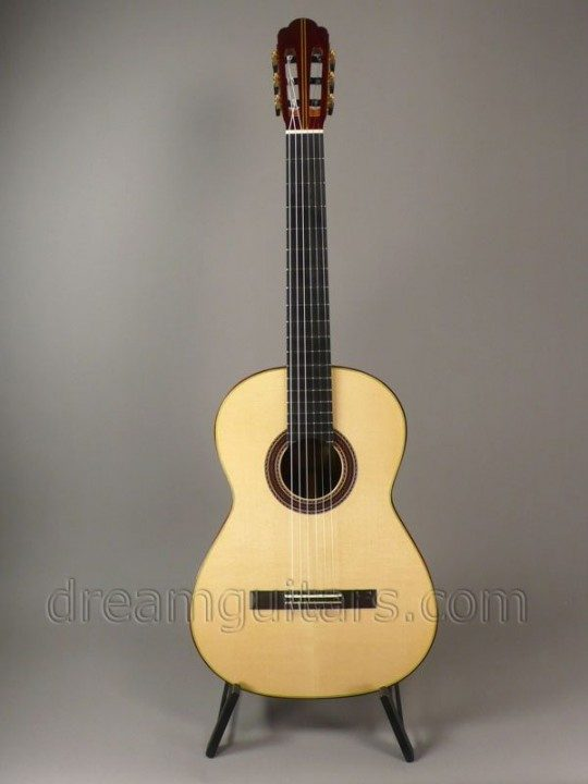Cervantes Guitars Signature Hauser Classical Guitar