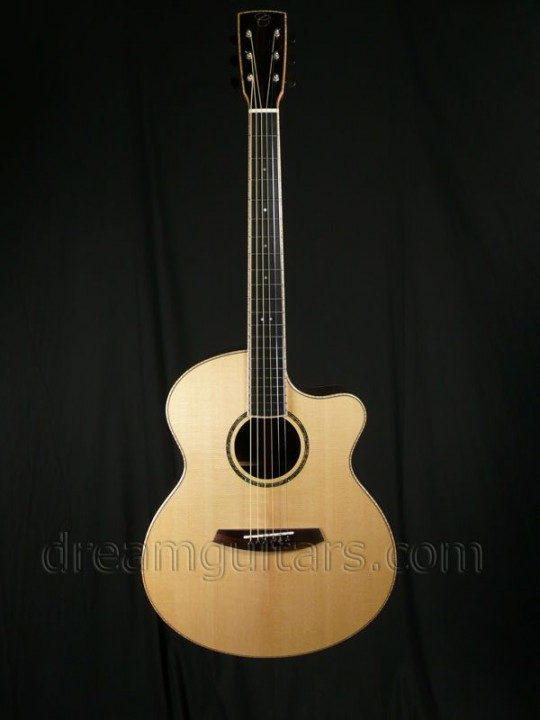 Chasson Guitars Concert Acoustic Guitar