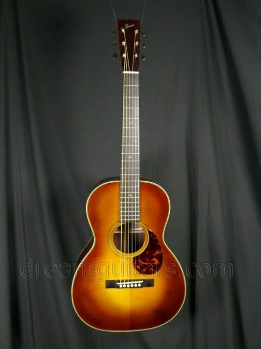 Greven Guitars 00-12 Custom Acoustic Guitar