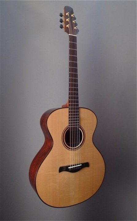 Jeff Traugott Guitars R Acoustic Guitar